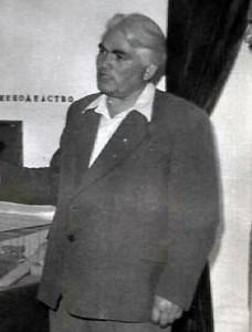 Коста Драгнев Николов - 1953 – 1962 г.